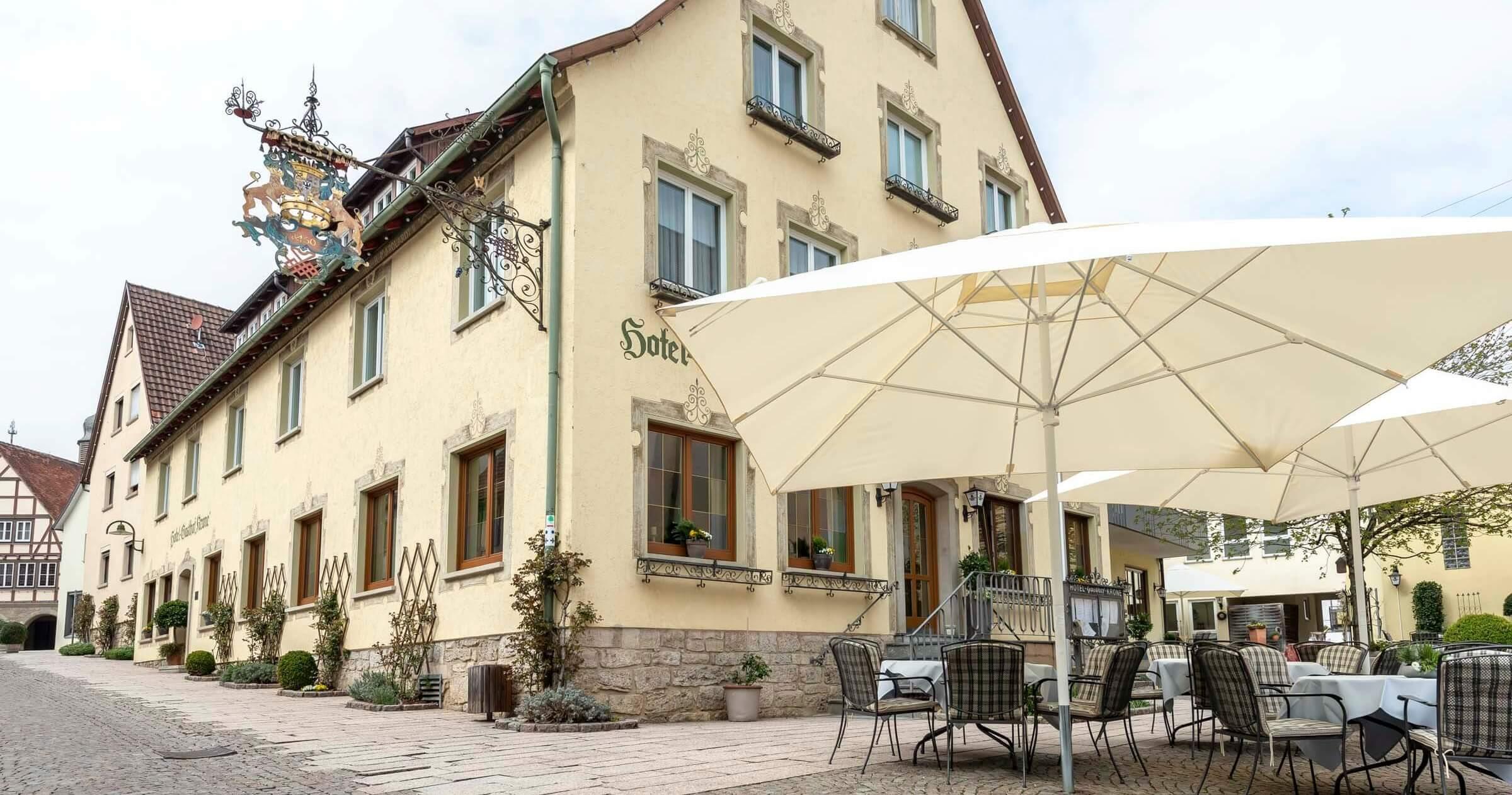 Hotel · Gasthof · Krone